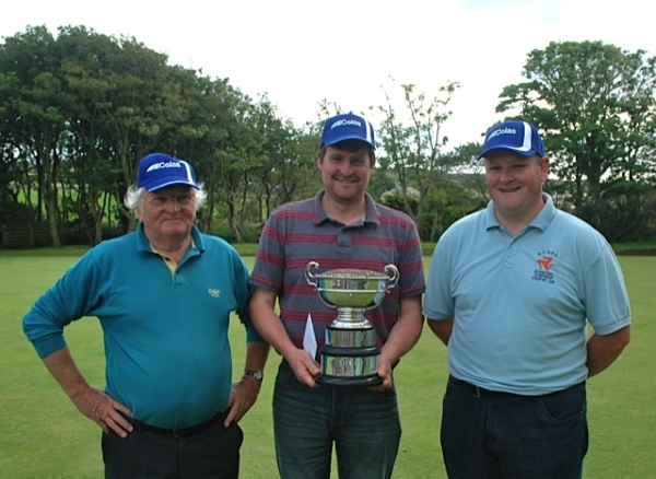 Threesomes Cup Winners 2013