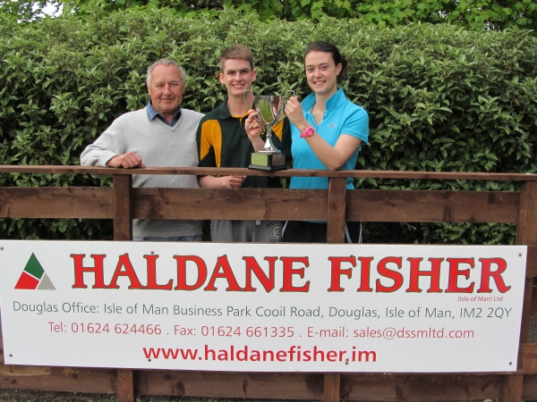 Haldane Fisher Winners 2013