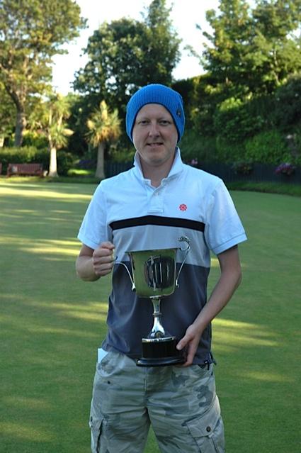 Ramsey Town Cup Winner 2013