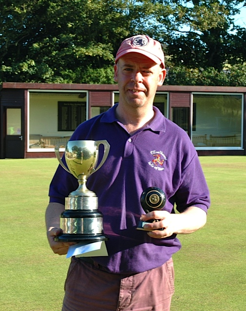 Dreswick Cup Winner 2013