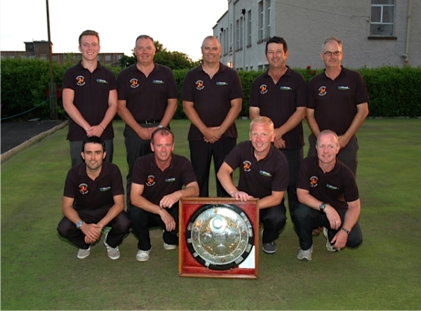 Rayner Shield 2013 Winners