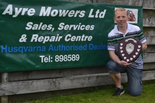 Ayre Mowers Winner 2014