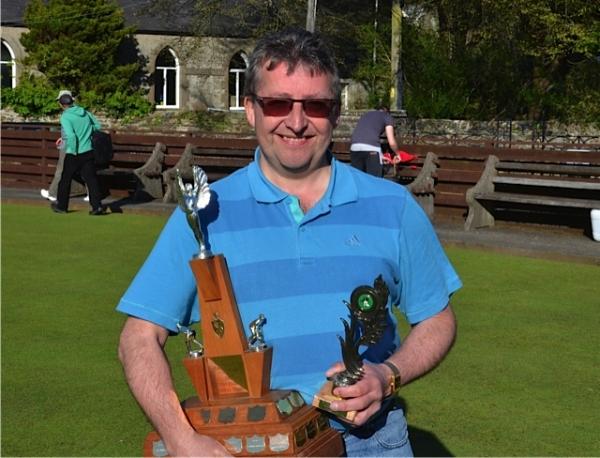 Henry Kissack Memorial Trophy Winner 2014
