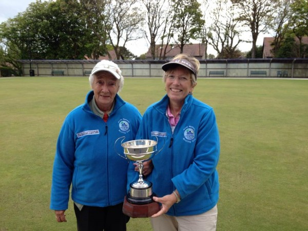 Nobles Ladies Doubles Winners 2015