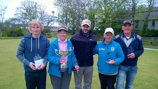 Port St Mary Cup Finalists 2015